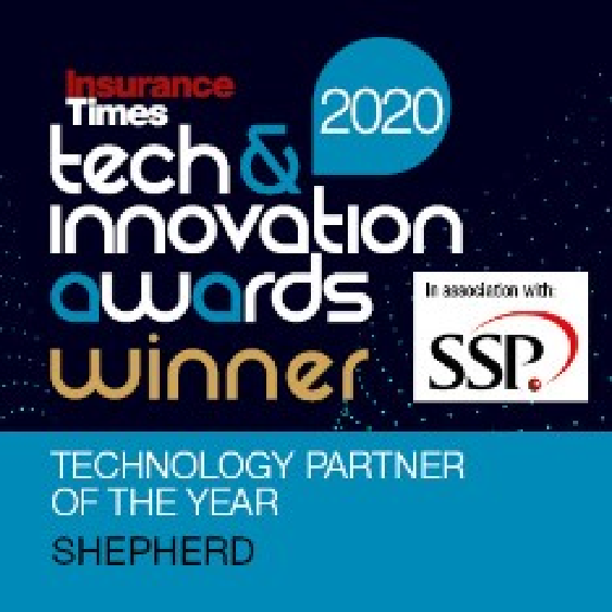 Logo of the Tech and Innovation Awards 2020